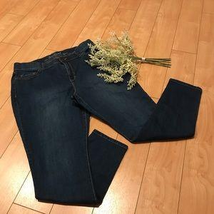 Gloria Vanderbilt dark jeans 👖 Sz. 16